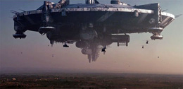 New KAYAK Spaceship Headquarters: A Real Spaceship