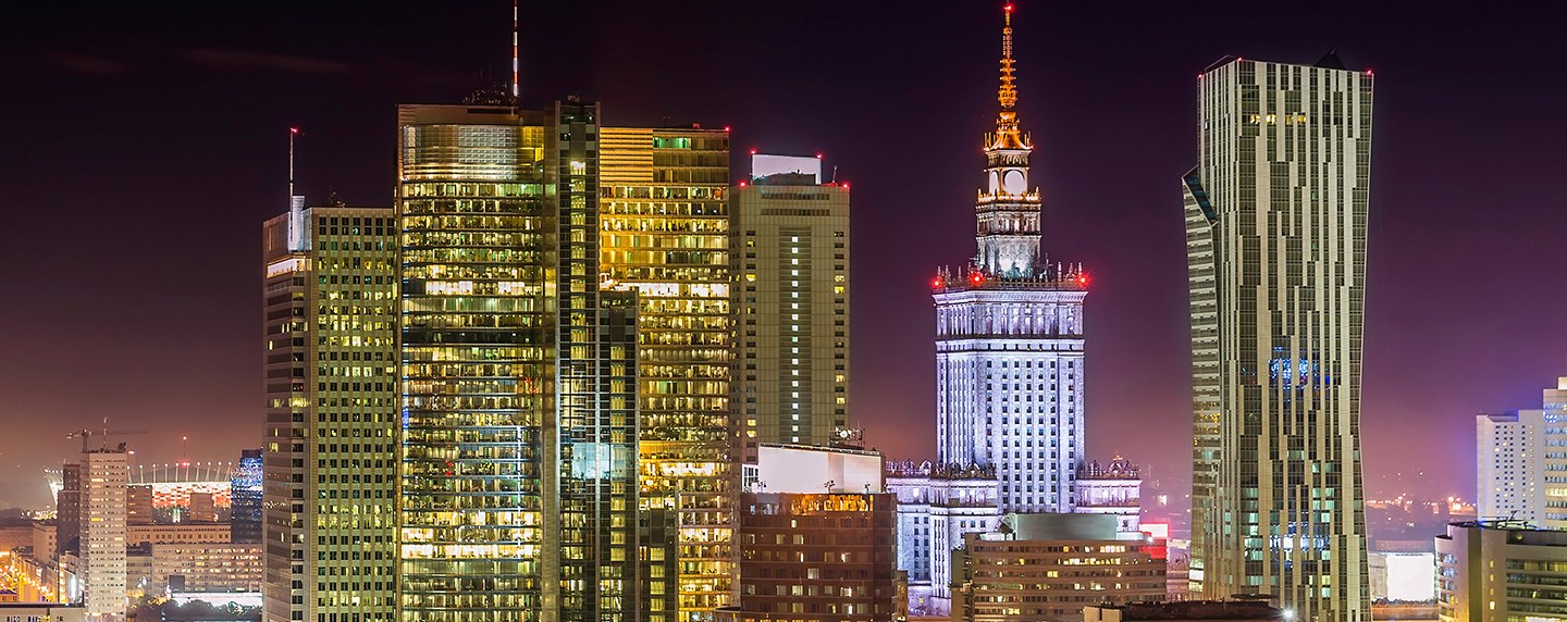 Find luxury for less in Warsaw