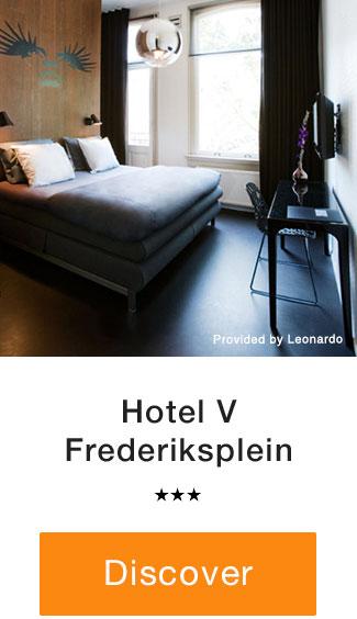 Amsterdam Hotel V Frederiksplein