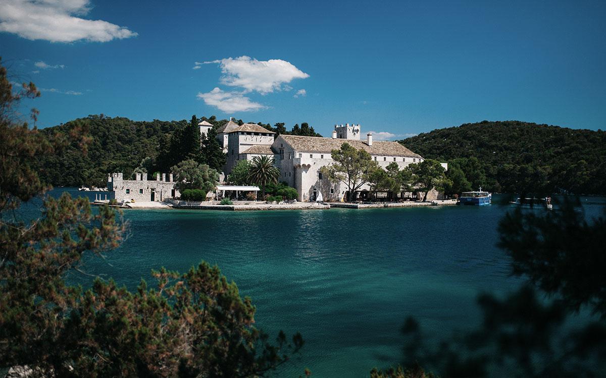 Mljet Island Romantic Proposal