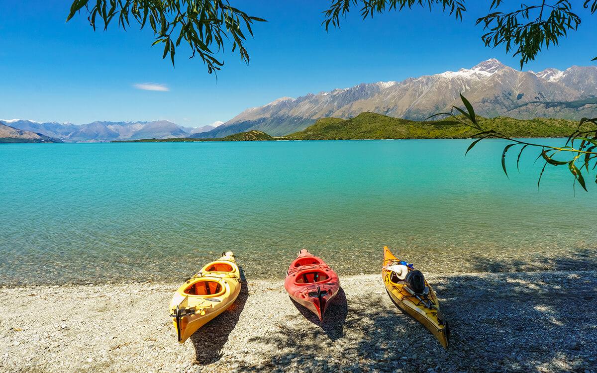 Glenorchy New Zealand