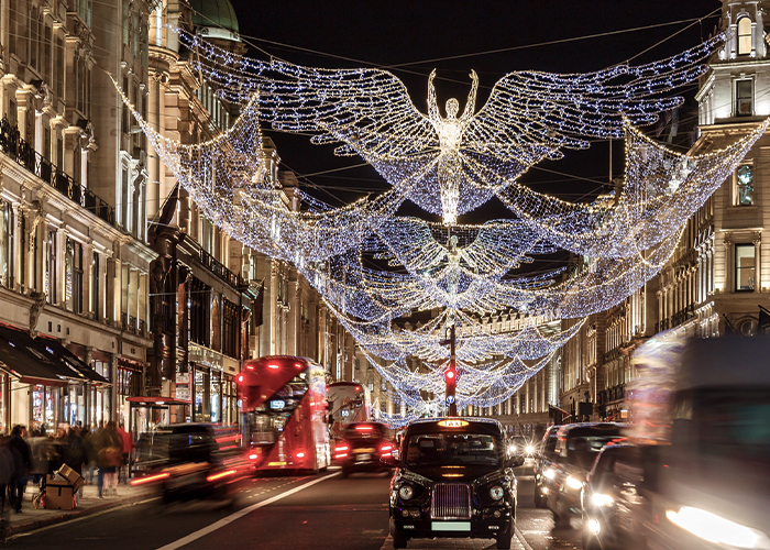 The best Christmas family breaks in the UK and abroad