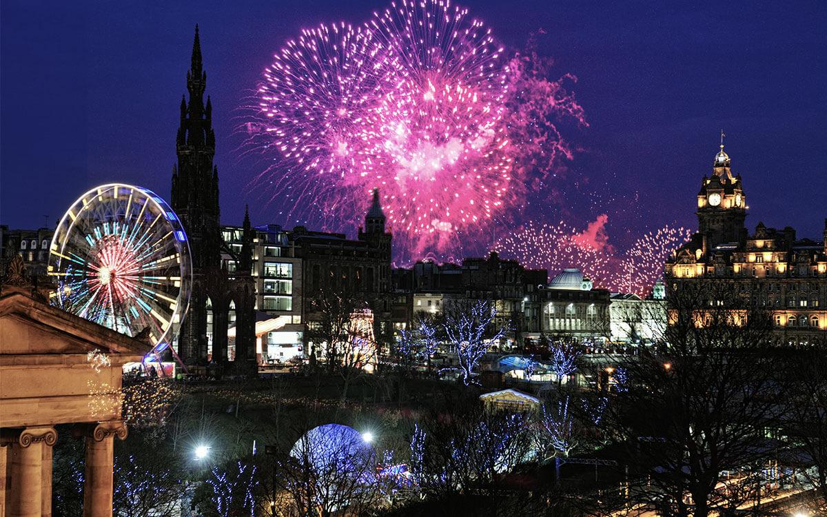 Cheap New Years Eve Edinburgh