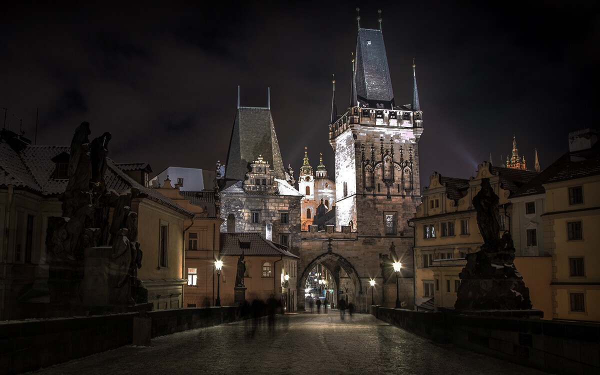 Cheap New Years Eve Prague