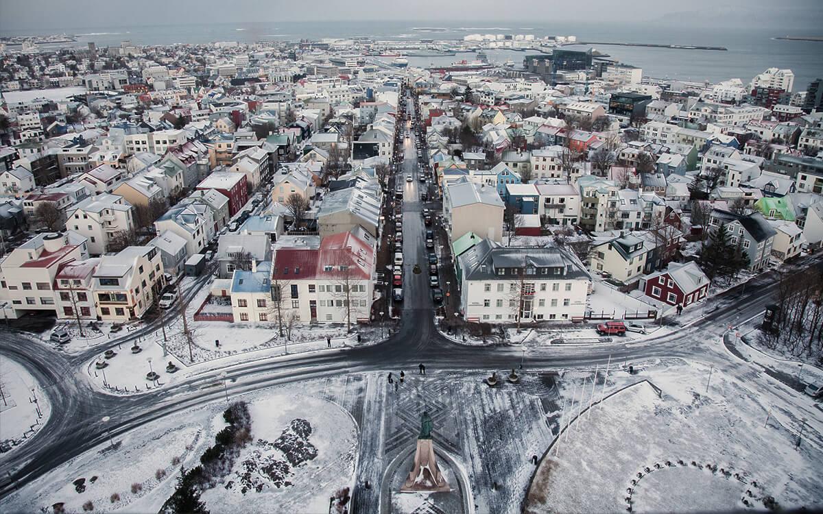 Cheap New Years Eve Reykjavik