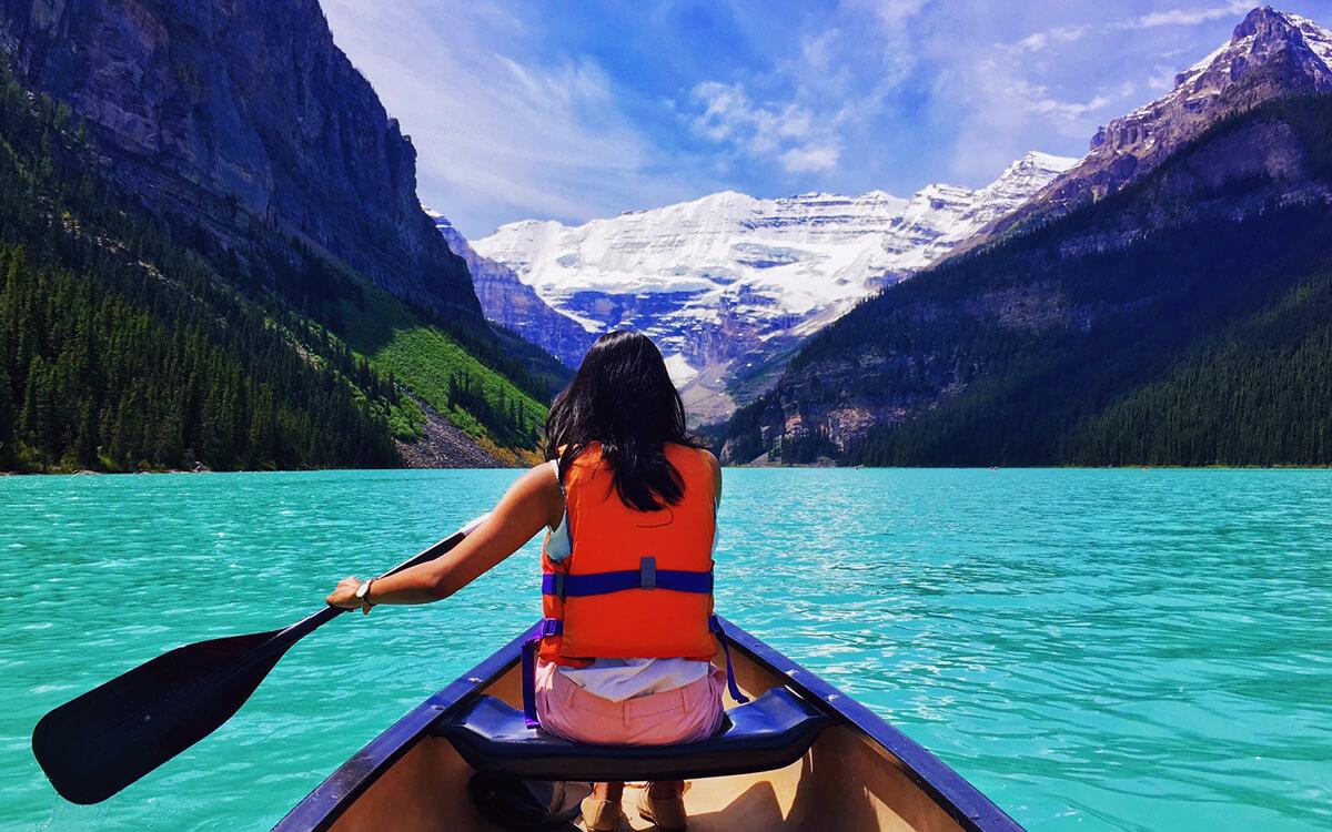 Banff National Park is the hidden gem of Canada
