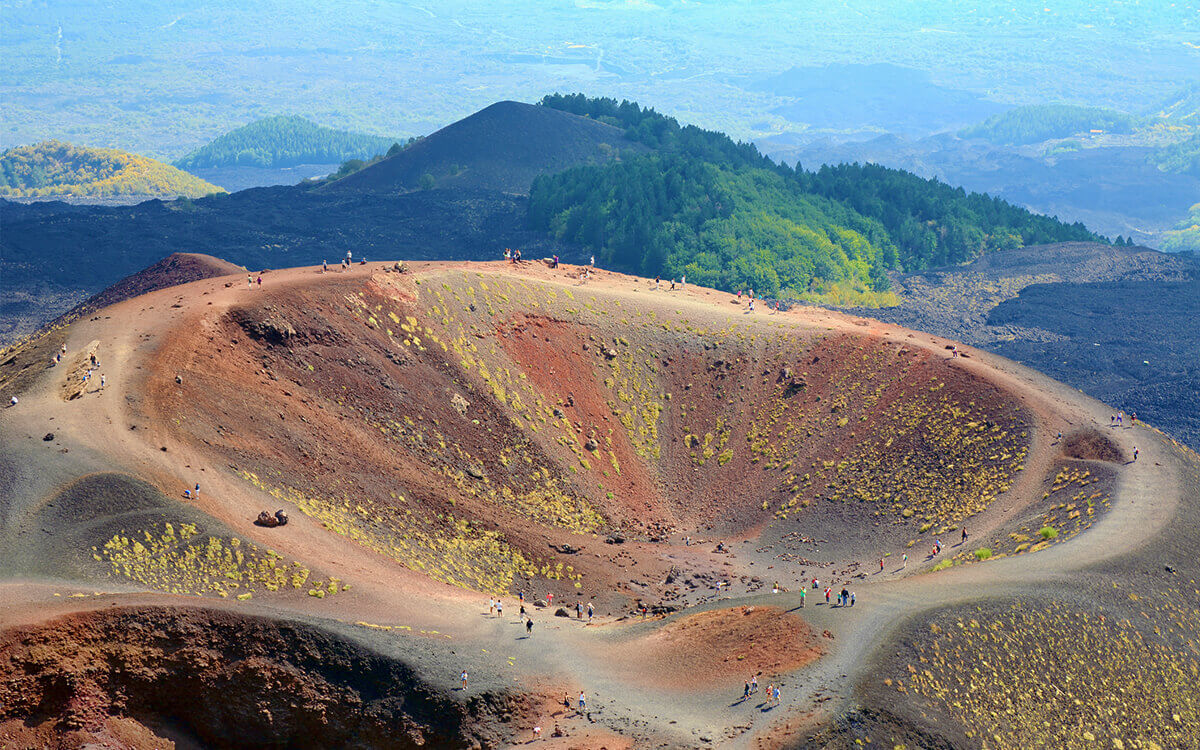 No bucket list is complete without at least one active volcano.
