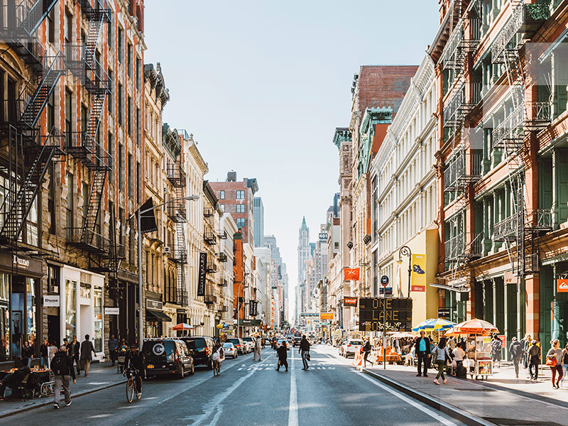 There's a good reason New York is known for its shopping.