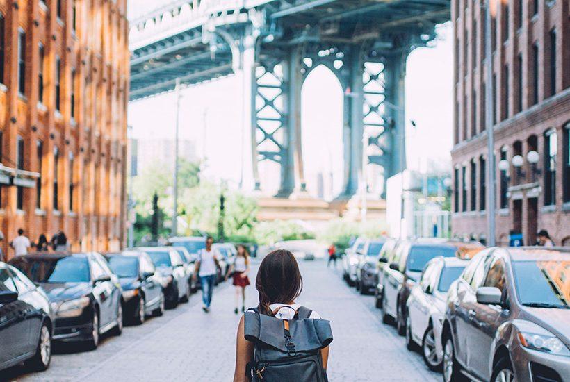 One city, three ways: New York