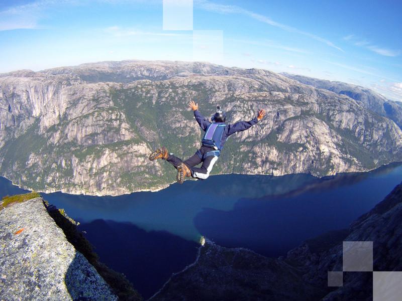 Go on ... jump!