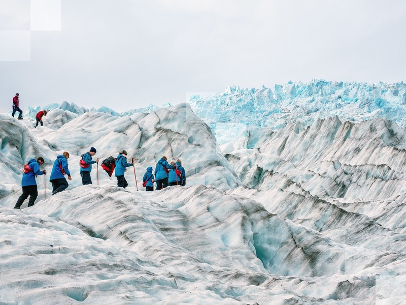 Franz Josef glaciers are out of this world