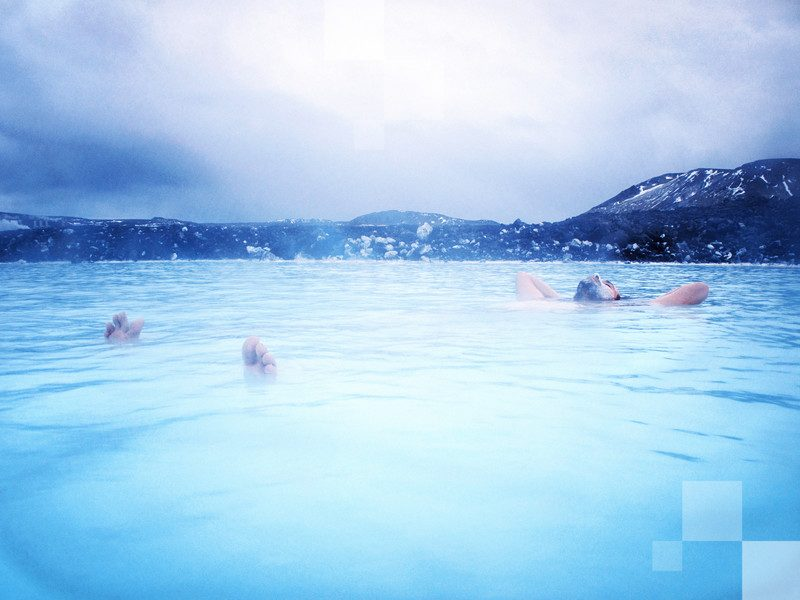 Be sure to schedule a stop at the Blue Lagoon if you're heading to Reykjavik
