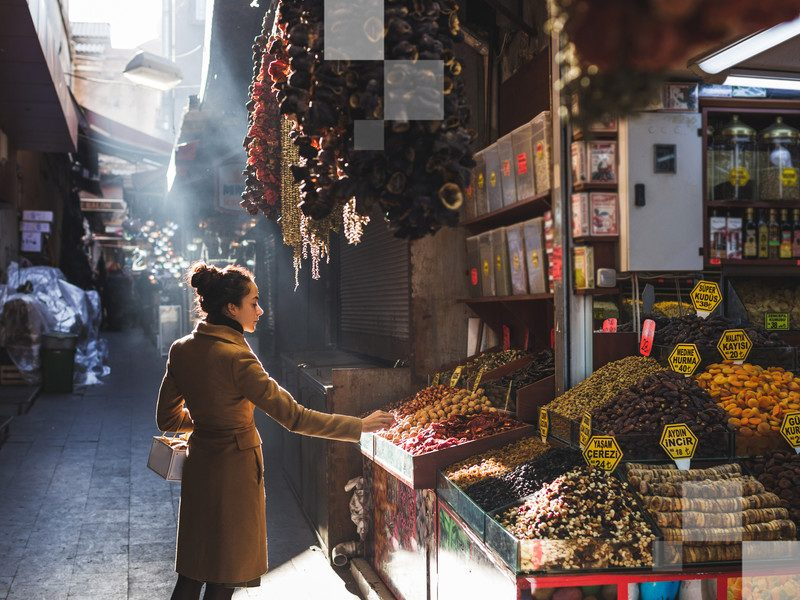 Fill your days in Istanbul with sightseeing and shopping