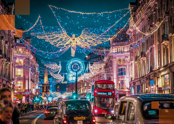 9 places to visit if you want to feel truly Christmassy