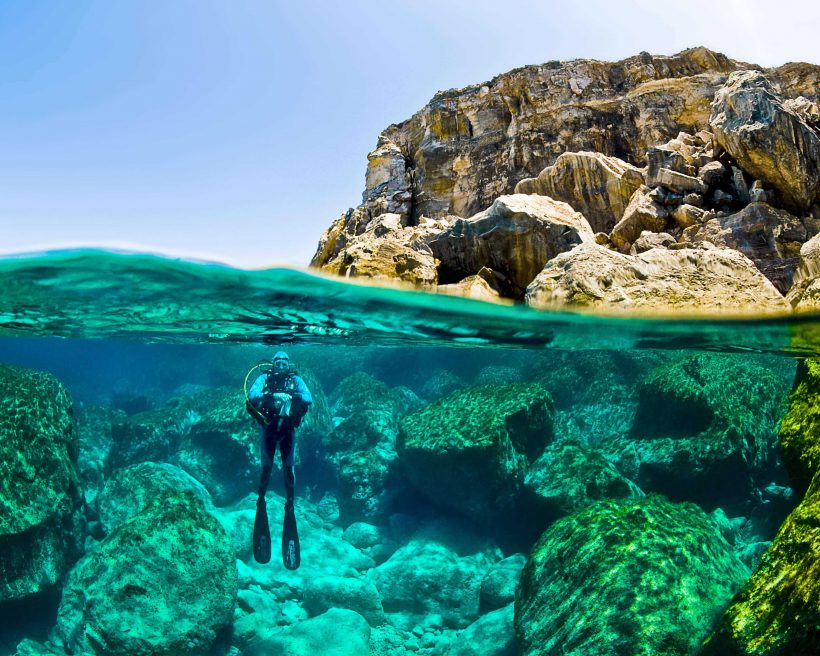 Dive in: all you need to know about scuba diving in Malta