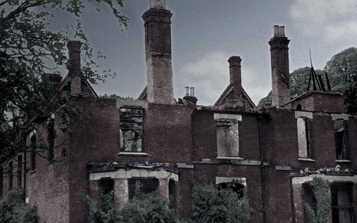 Borley Rectory haunted mansion