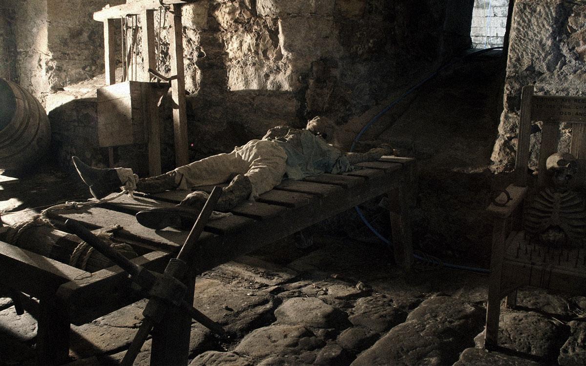 Chillingham castle haunted britain