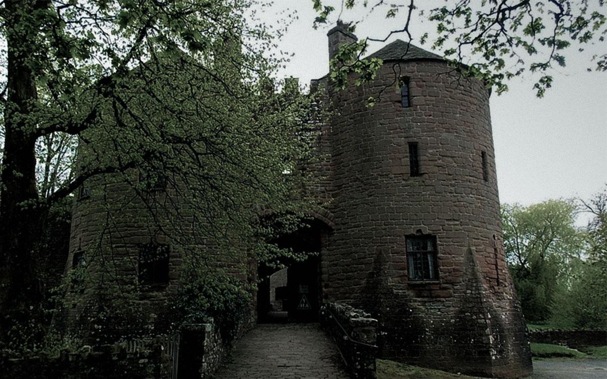St Briavels Castle haunted britain