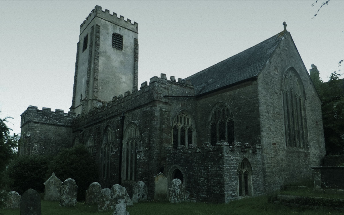 The Village of Pluckley haunted britain