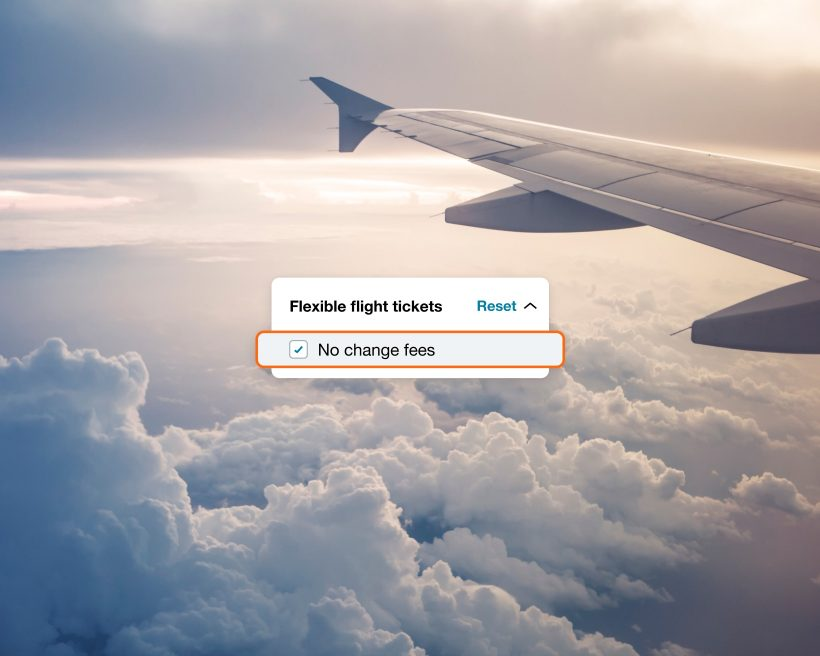 Book with flexibility: How to find travel options you can change or cancel
