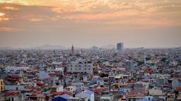 Find cheap flights from England to Haiphong