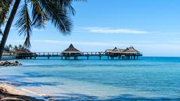 Find cheap flights from London Heathrow Airport to New Caledonia