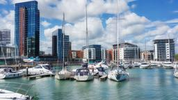 Find cheap flights from London City to Southampton