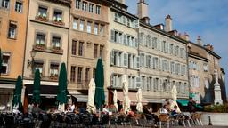 Geneva hotels near Bourg-de-Four Square
