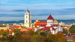 Find cheap flights to Lithuania