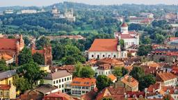 Find cheap flights from Newcastle upon Tyne to Lithuania