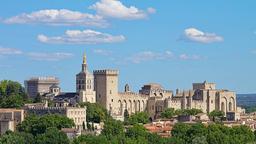 Avignon hotels near Palais des Papes