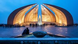 Find cheap flights from Manchester to Islamabad