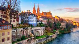 Find cheap flights from Aberdeen to Basel