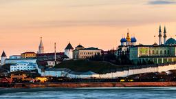 Kazan hotels near St. Peter and Paul Cathedral