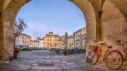 Lucca hotels near Church of San Michele in Foro