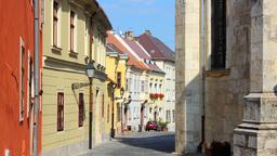 Győr bed & breakfasts