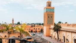 Find cheap flights to Marrakesh