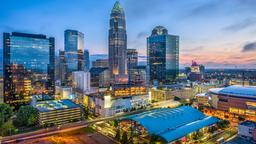 Find cheap flights from Newcastle upon Tyne to North Carolina