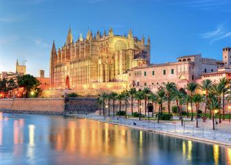 Palma de Mallorca - Beach, Urban, Historic