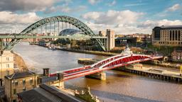 Find cheap flights from Oman to Newcastle upon Tyne