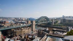 Find cheap flights from Scotland to Newcastle upon Tyne