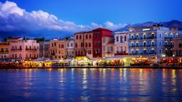 Find cheap flights to Chania