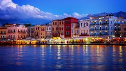 Find cheap flights from Aberdeen to Chania