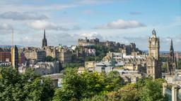 Find cheap flights from Cape Town to Edinburgh