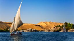 Find cheap flights from England to Aswan