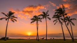 Find cheap flights from London to Honolulu