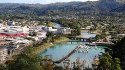 Hotels near Gisborne airport