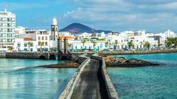Find cheap flights to Arrecife