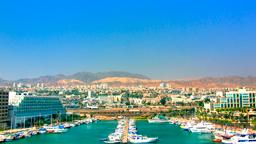 Eilat hotels near Musical Fountain