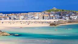 St. Ives (Cornwall) hotels near Porthminster Beach